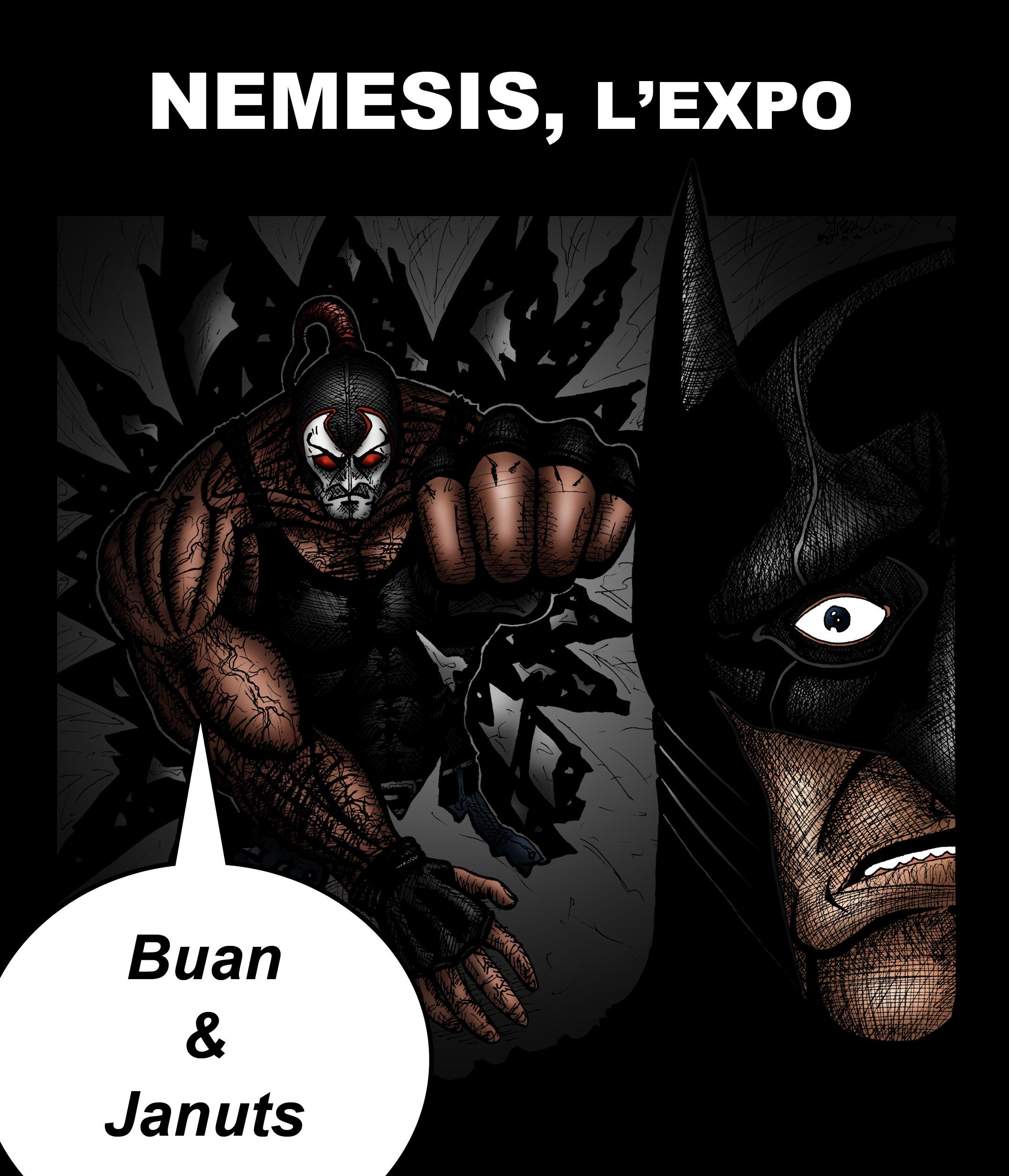 NEMESIS, L'expo