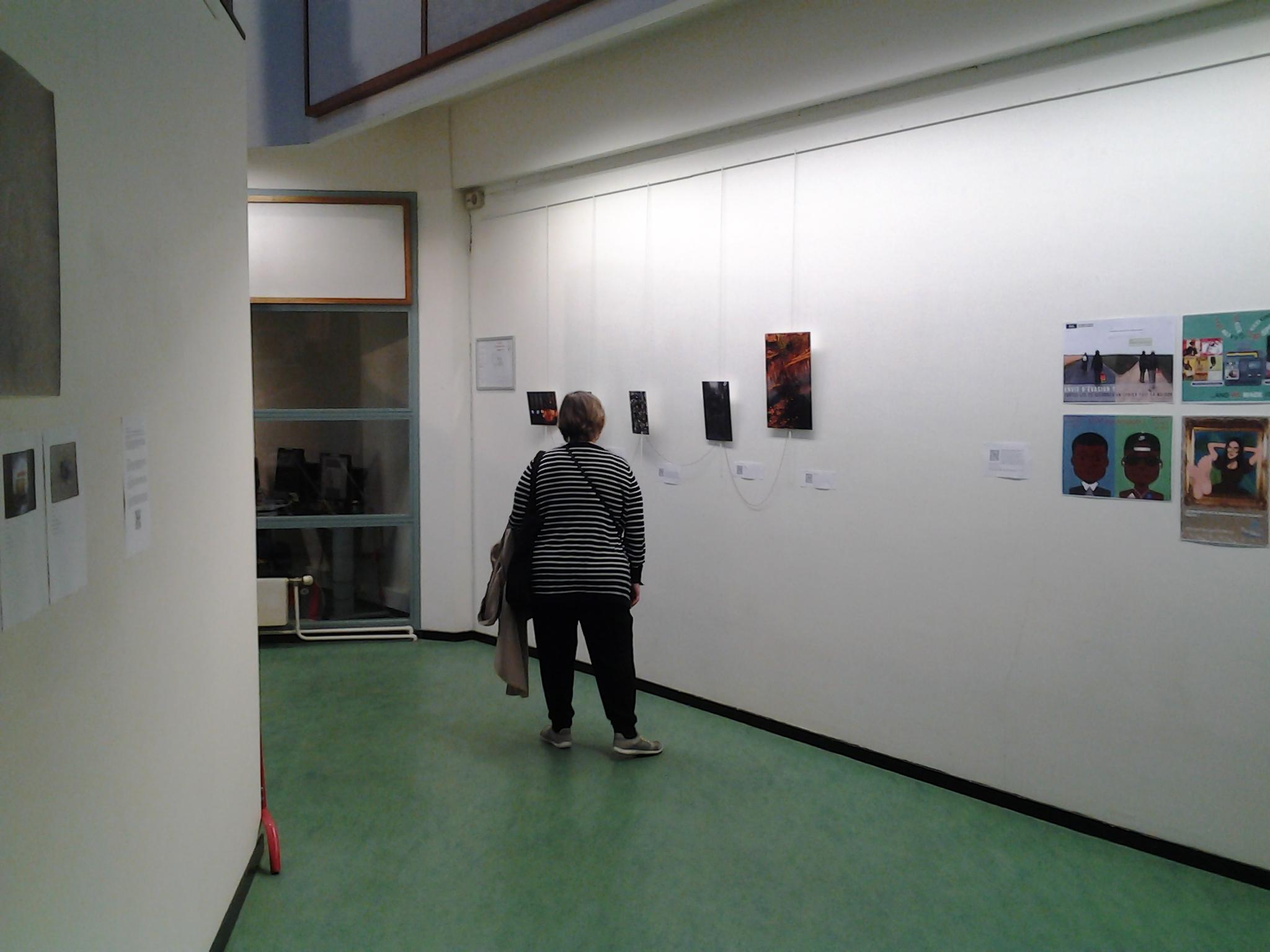 La Galerie ouverte - Les L de la nuit 2016