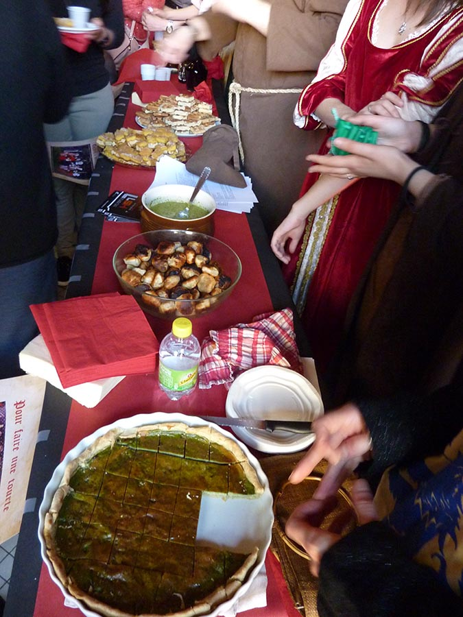 Banquet médiéval, 2014